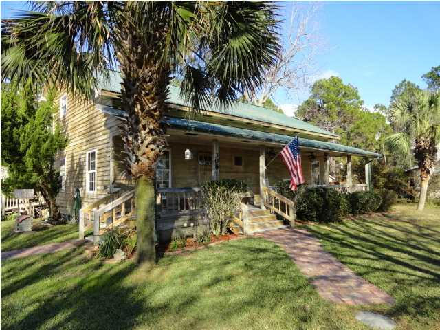 308 Bailey Ln, MEXICO BEACH, FL 32456 (MLS #260846) :: Coast Properties