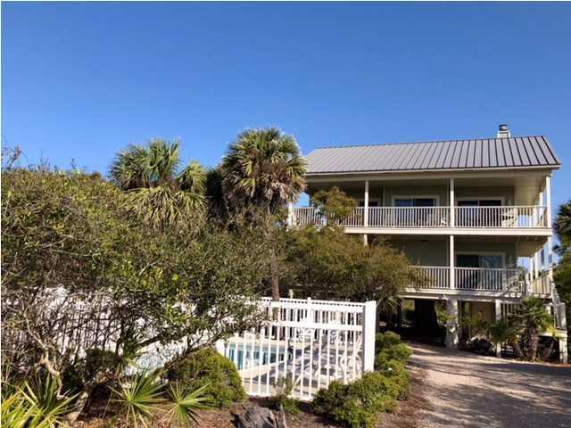 1912 Nautilus Dr, ST. GEORGE ISLAND, FL 32328 (MLS #261977) :: Berkshire Hathaway HomeServices Beach Properties of Florida