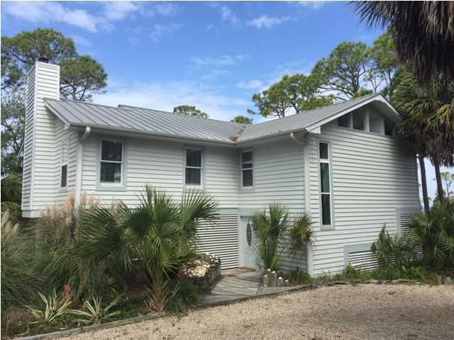 1735 Lark Ln, ST. GEORGE ISLAND, FL 32328 (MLS #301676) :: Coastal Realty Group