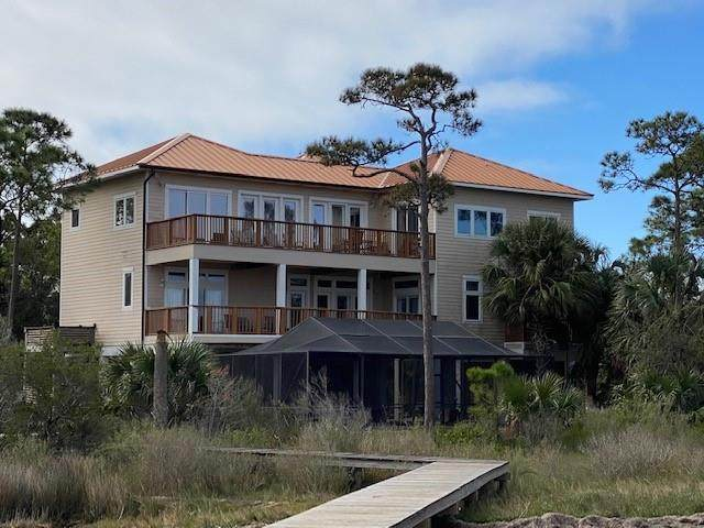 2205 Seagull Way, ST. GEORGE ISLAND, FL 32328 (MLS #306881) :: Anchor Realty Florida