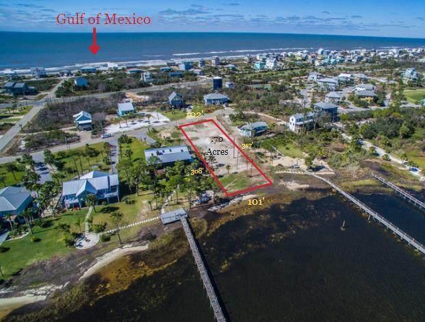 LOT 18 Leeward St, CAPE SAN BLAS, FL 32456 (MLS #309266) :: Berkshire Hathaway HomeServices Beach Properties of Florida