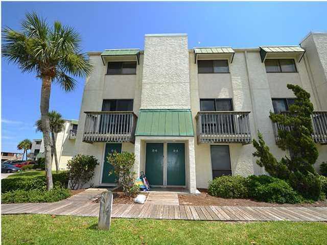 240 West Gorrie Dr., ST. GEORGE ISLAND, FL 32328 (MLS #256514) :: Berkshire Hathaway HomeServices Beach Properties of Florida