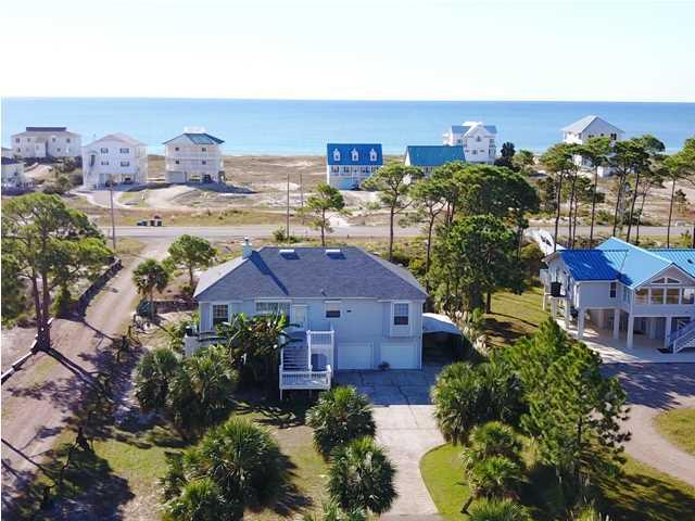 1205 East Gulf Beach Dr, ST. GEORGE ISLAND, FL 32328 (MLS #259219) :: Berkshire Hathaway HomeServices Beach Properties of Florida