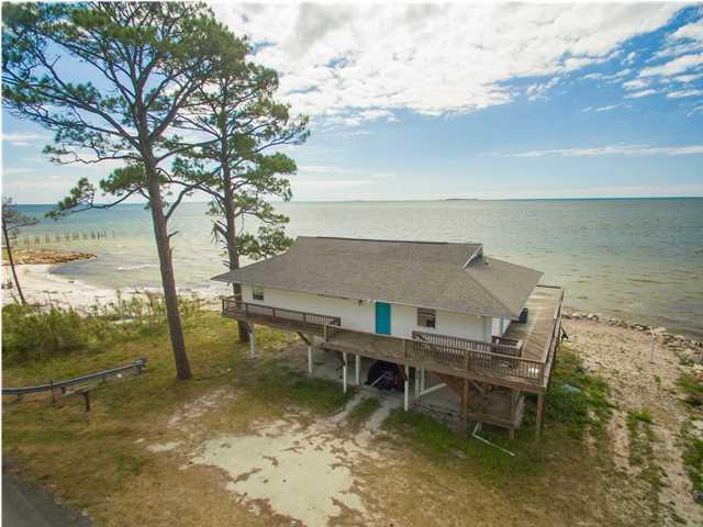 2230 Hwy 98, CARRABELLE, FL 32322 (MLS #259087) :: Berkshire Hathaway HomeServices Beach Properties of Florida