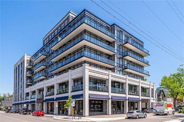 101 Locke Street S #205, Hamilton, ON L8P 4A6 (MLS #H4078778) :: Lucido Global | Diane Price Team