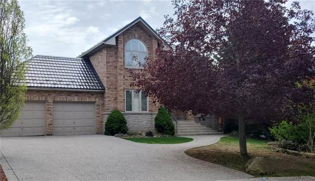 12 Oldoakes Place, Ancaster, ON L9G 4W9 (MLS #H4079170) :: Lucido Global | Diane Price Team