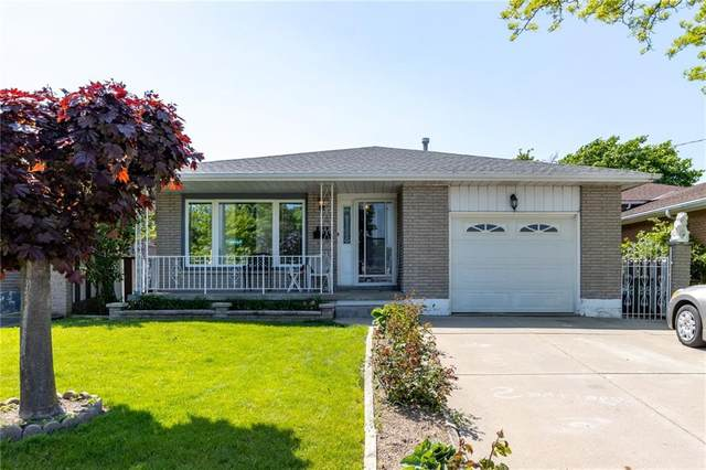 128 Highridge Avenue, Hamilton, ON L8E 3L6 (MLS #H4079298) :: Lucido Global | Diane Price Team