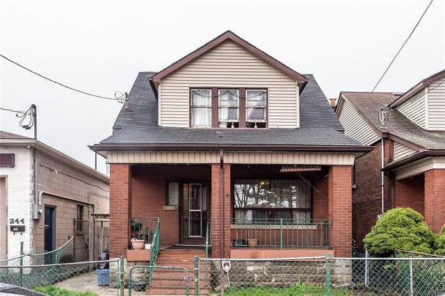 238 Mary Street, Hamilton, ON L8L 4W1 (MLS #H4103441) :: Lucido Global | Diane Price Team