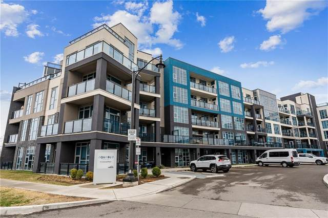 10 Concord Place #407, Grimsby, ON L3M 0G6 (MLS #H4103479) :: Lucido Global | Diane Price Team
