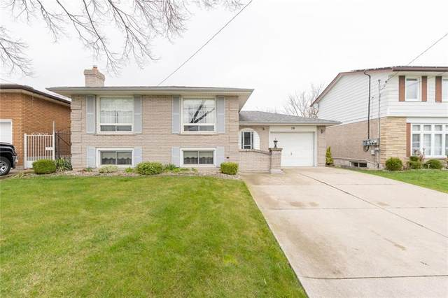 78 Bow Valley Drive, Hamilton, ON L8E 1M7 (MLS #H4103629) :: Lucido Global | Diane Price Team