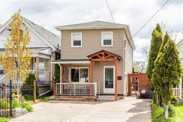 102 Robins Avenue, Hamilton, ON L8H 4N6 (MLS #H4106916) :: Lucido Global | Diane Price Team