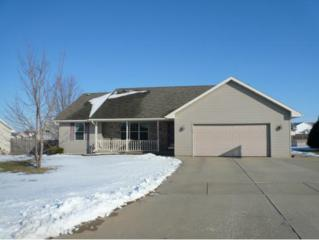 547 Fieldcrest Ave, Wrightstown, WI 54180 (#50158403) :: Dallaire Realty