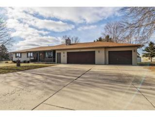 5104 Langes Corners Rd, Denmark, WI 54208 (#50159627) :: Todd Wiese Homeselling System, Inc.
