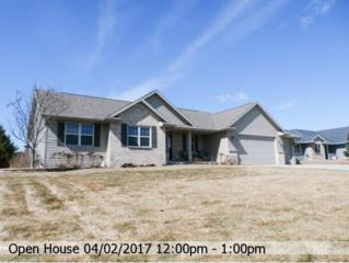 N2337 Heavenly Dr, Greenville, WI 54942 (#50159664) :: Dallaire Realty