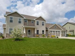 N2343 Holy Hill, Greenville, WI 54942 (#50164032) :: Dallaire Realty
