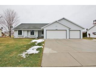 266 Patricia Ln, Wrightstown, WI 54180 (#50158735) :: Dallaire Realty