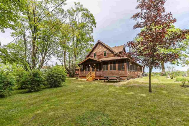 12462 Timberline Road, Ellison Bay, WI 54210 (#50166262) :: Dallaire Realty