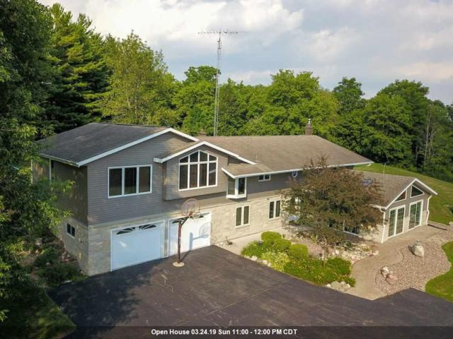 N10692 Hwy H, Lomira, WI 53048 (#50194878) :: Todd Wiese Homeselling System, Inc.