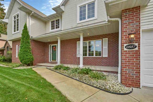 2887 Parkwood Drive, Green Bay, WI 54313 (#50211174) :: Todd Wiese Homeselling System, Inc.
