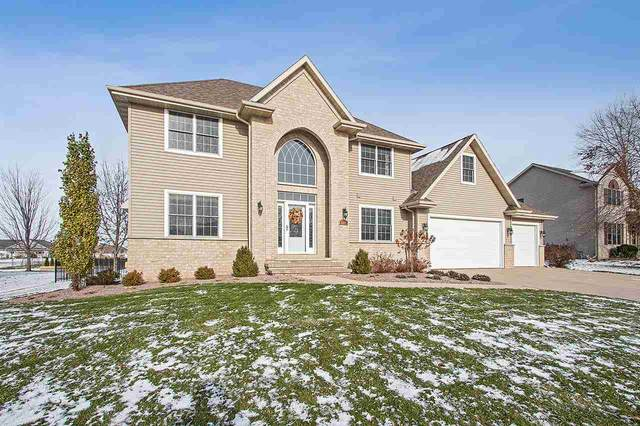 1431 Bingham Drive, De Pere, WI 54115 (#50214371) :: Todd Wiese Homeselling System, Inc.