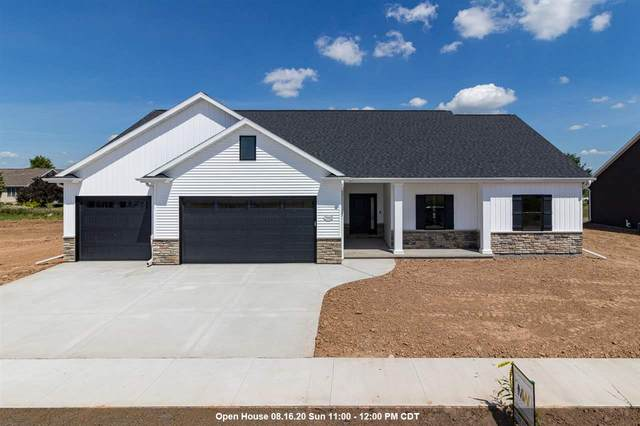 5580 N Amethyst Drive, Appleton, WI 54913 (#50221444) :: Symes Realty, LLC