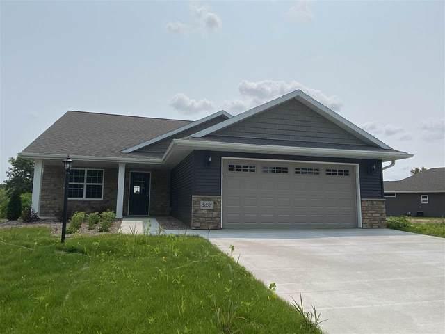 5078 N Milkweed Trail, Appleton, WI 54913 (#50234140) :: Todd Wiese Homeselling System, Inc.