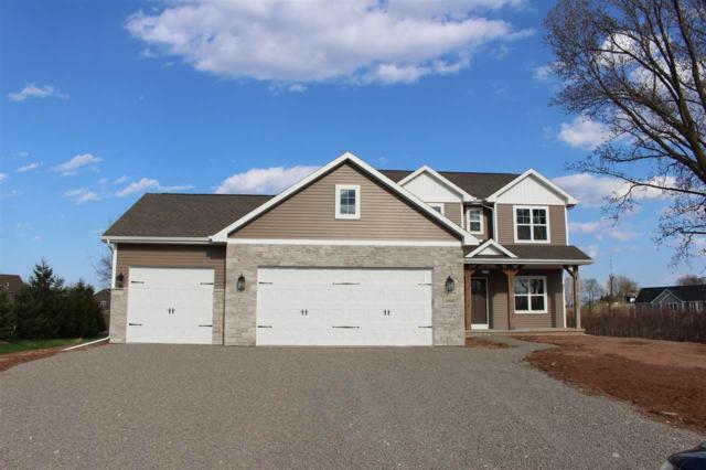3980 Marquart Lane, Omro, WI 54963 (#50175634) :: Symes Realty, LLC
