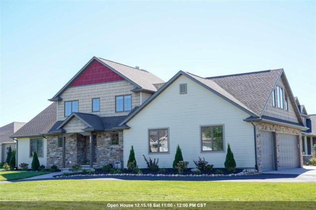 933 W Northstar Drive, Appleton, WI 54913 (#50193439) :: Dallaire Realty