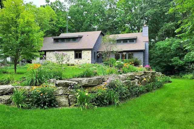 W4403 Mary Hill Park Drive, Fond Du Lac, WI 54937 (#50214043) :: Ben Bartolazzi Real Estate Inc