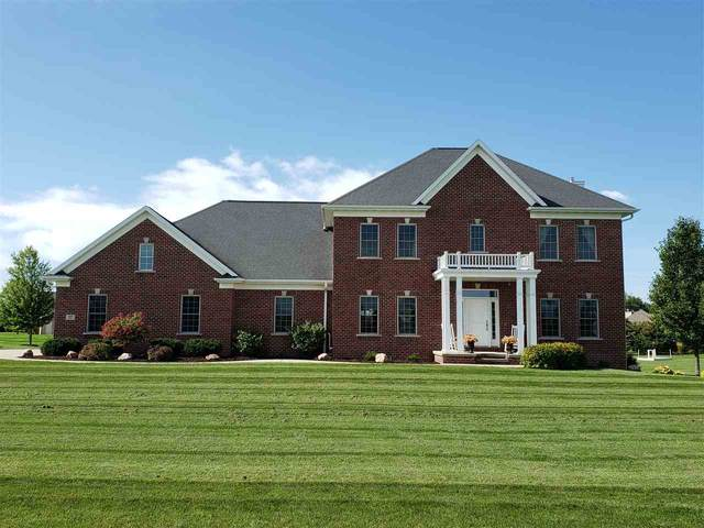 27 Golden Wheat Lane, Wrightstown, WI 54180 (#50215870) :: Todd Wiese Homeselling System, Inc.