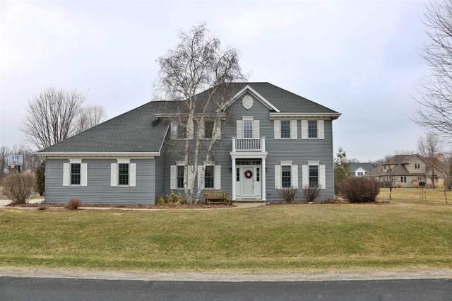 340 Thackery Drive, Oshkosh, WI 54904 (#50216157) :: Todd Wiese Homeselling System, Inc.