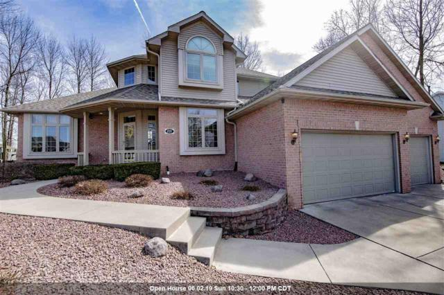 221 N Patricia Lane, Wrightstown, WI 54180 (#50199853) :: Dallaire Realty