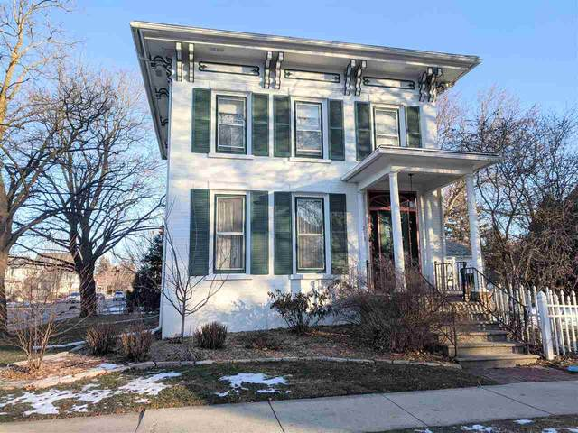 213 E 1ST Street, Fond Du Lac, WI 54935 (#50213007) :: Todd Wiese Homeselling System, Inc.