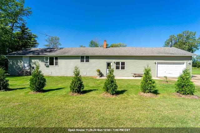 N3799 Hwy M, Hortonville, WI 54944 (#50228786) :: Ben Bartolazzi Real Estate Inc