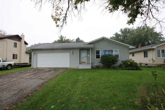 538 Lyon Street, Ripon, WI 54971 (#50192758) :: Todd Wiese Homeselling System, Inc.