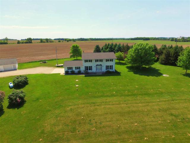 E1455 Luxemburg Road, Luxemburg, WI 54217 (#50198286) :: Symes Realty, LLC