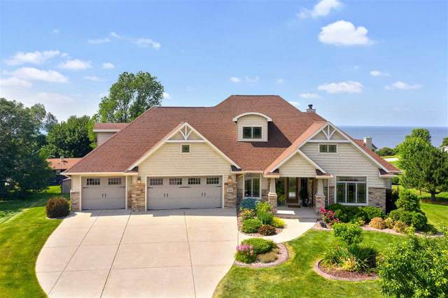 3313 Cottage Hill Drive, Green Bay, WI 54311 (#50206948) :: Symes Realty, LLC