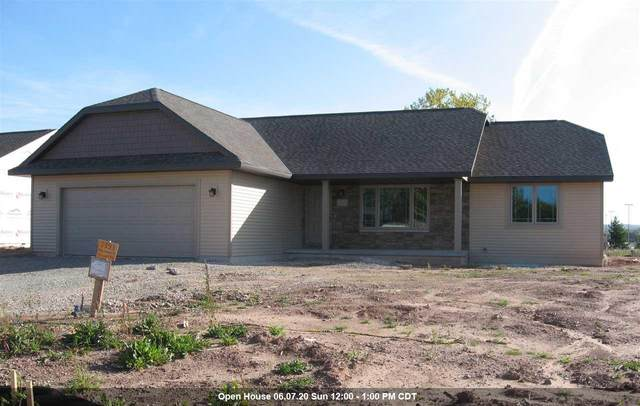 2593 Scarlet Oak Circle, De Pere, WI 54115 (#50209352) :: Todd Wiese Homeselling System, Inc.