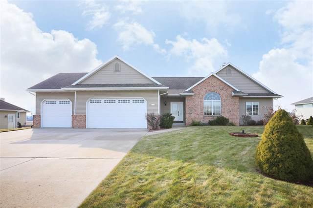 2125 Schinker Creek Road, Sheboygan, WI 53081 (#50213305) :: Todd Wiese Homeselling System, Inc.