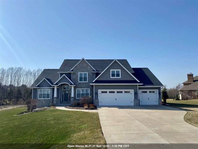 3400 Amber Lane, Green Bay, WI 54311 (#50235142) :: Todd Wiese Homeselling System, Inc.