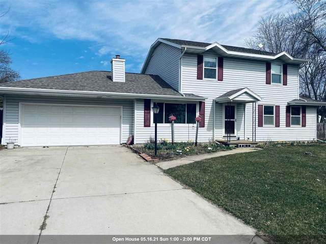 W6176 Colonial Drive, Appleton, WI 54914 (#50236064) :: Todd Wiese Homeselling System, Inc.