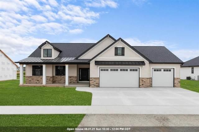 5629 N Amethyst Drive, Appleton, WI 54913 (#50240511) :: Carolyn Stark Real Estate Team