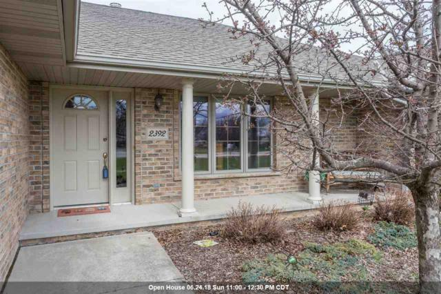 2392 Lost Dauphin Road, De Pere, WI 54115 (#50181310) :: Symes Realty, LLC