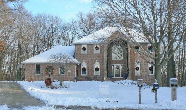 2905 Timberline Court, Green Bay, WI 54313 (#50190005) :: Dallaire Realty