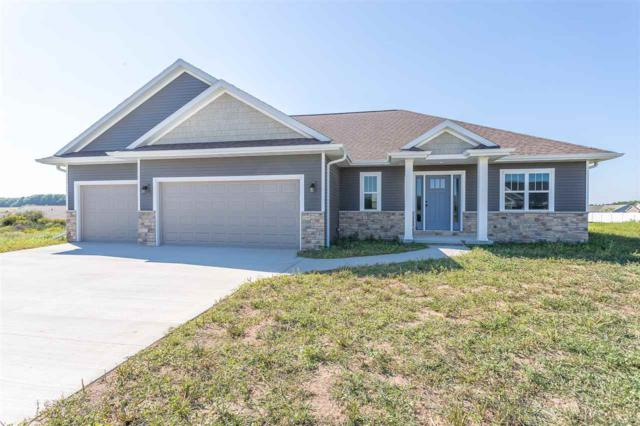 1761 Steiner Lane, Green Bay, WI 54313 (#50190793) :: Dallaire Realty