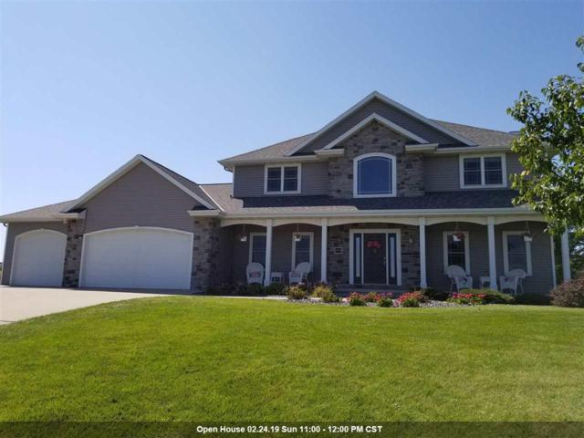 N5994 Hideaway Court, Fond Du Lac, WI 54937 (#50191441) :: Todd Wiese Homeselling System, Inc.