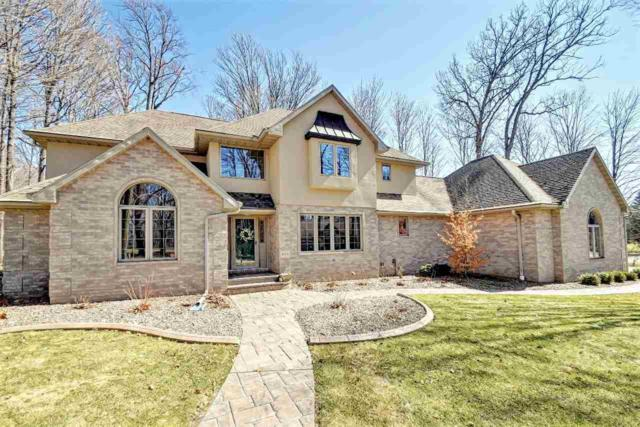 445 Edgewood Drive, Green Bay, WI 54302 (#50197932) :: Dallaire Realty