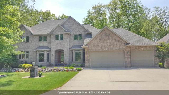 2883 Shelter Creek Court, Green Bay, WI 54313 (#50198022) :: Todd Wiese Homeselling System, Inc.