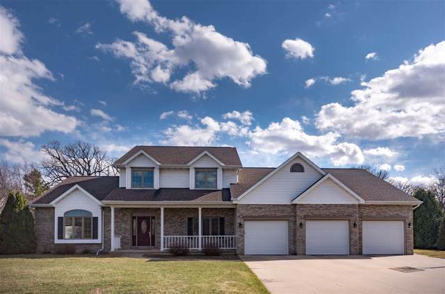3029 Pine Ridge Road, Oshkosh, WI 54904 (#50200568) :: Todd Wiese Homeselling System, Inc.