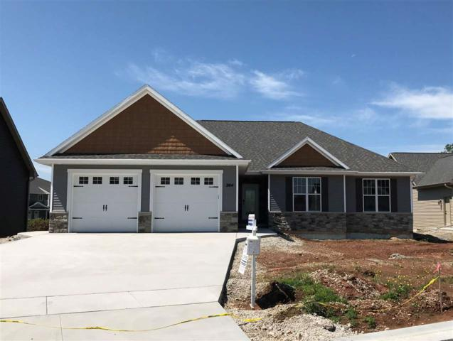 3164 Enchanted Court, Green Bay, WI 54311 (#50200657) :: Symes Realty, LLC